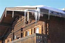 Berghütte Ferienwohnung