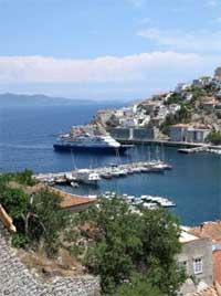 Griechenland Sommerurlaub