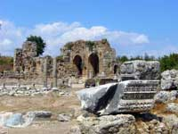Ruinen Perge