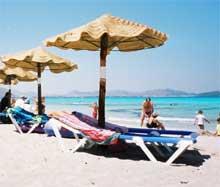 Badeurlaub in Spanien