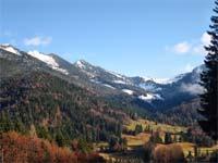 Bergwandern Chiemgau