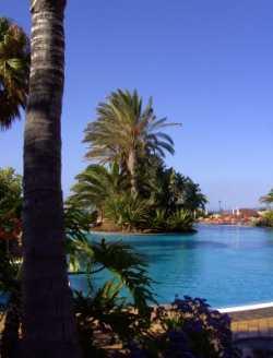 Fuerteventura Schwimmbad
