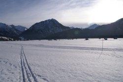 Allgäu, Winter