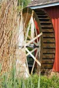 Neckartal Wasserrad