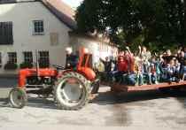 Bauernhof Traktor