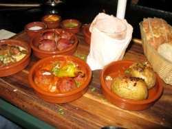 Andalusien kulinarisches